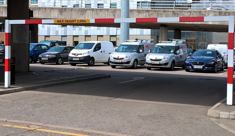 Top Onsite Parking Services